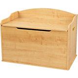 Ящик для игрушек KidKraft Austin Toy Box, бежевый