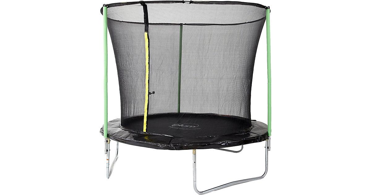 Plum Trolls 8ft Fun Springsafe Trampoline & Enclosure[Box 1]