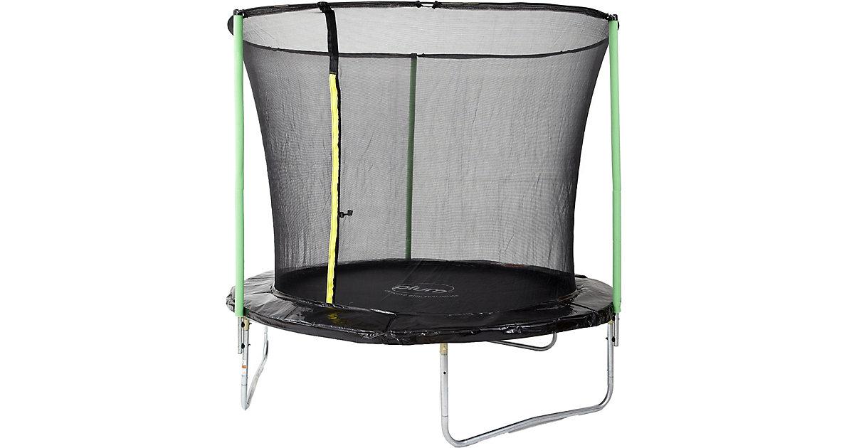Plum Trolls 8ft Fun Springsafe Trampoline & Enclosure[Box 2]