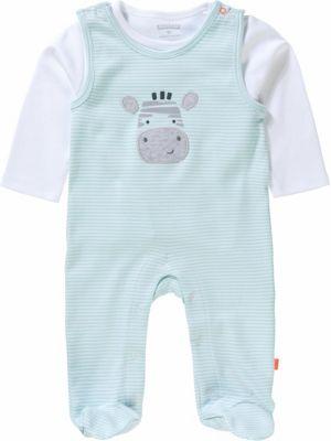 KANZ Baby Schlafanzug  Overall Babyoverall Strampler Babystrampler Unisex
