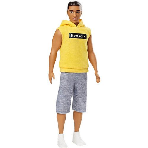 """Кукла Barbie """"Игра с модой"""" Кен брюнет от Mattel"""