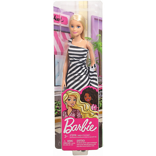 "Кукла Barbie ""Сияние моды"" Блондинка от Mattel"