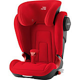 Детское автокресло KIDFIX2 S Fire Red Trendline