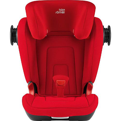 Детское автокресло KIDFIX2 S Fire Red Trendline от Britax Römer