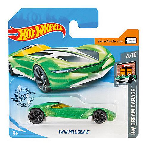 Базовая машинка Hot Wheels Twin Mill Gen-E от Mattel