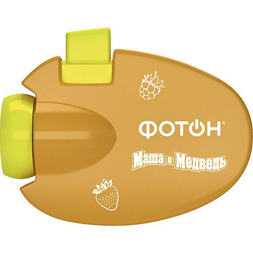 """Мультфонарик-проектор Фотон """"Маша и Медведь"""""""