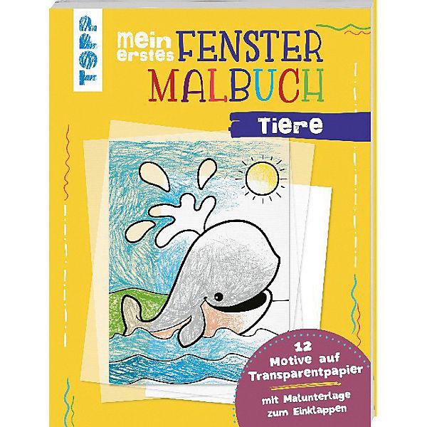 """Mein erstes Ausmalbuch /""""Spielzeug/"""""""