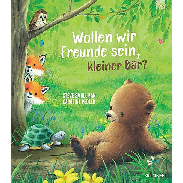Wollen wir Freunde sein, kleiner Bär?, Smallman, Steve