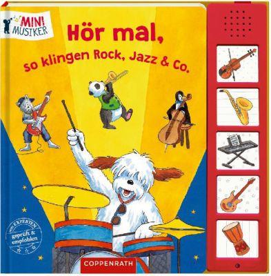 Buch - Hör mal, so klingen Rock, Jazz & Co.
