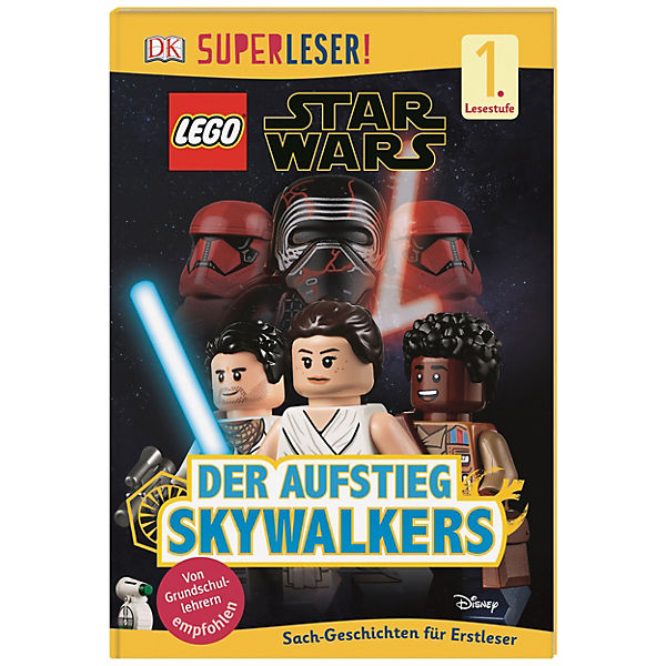 SUPERLESER! LEGO® Star Wars(TM) Der Aufstieg Skywalkers