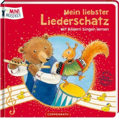 Buch - Mein liebster Liederschatz