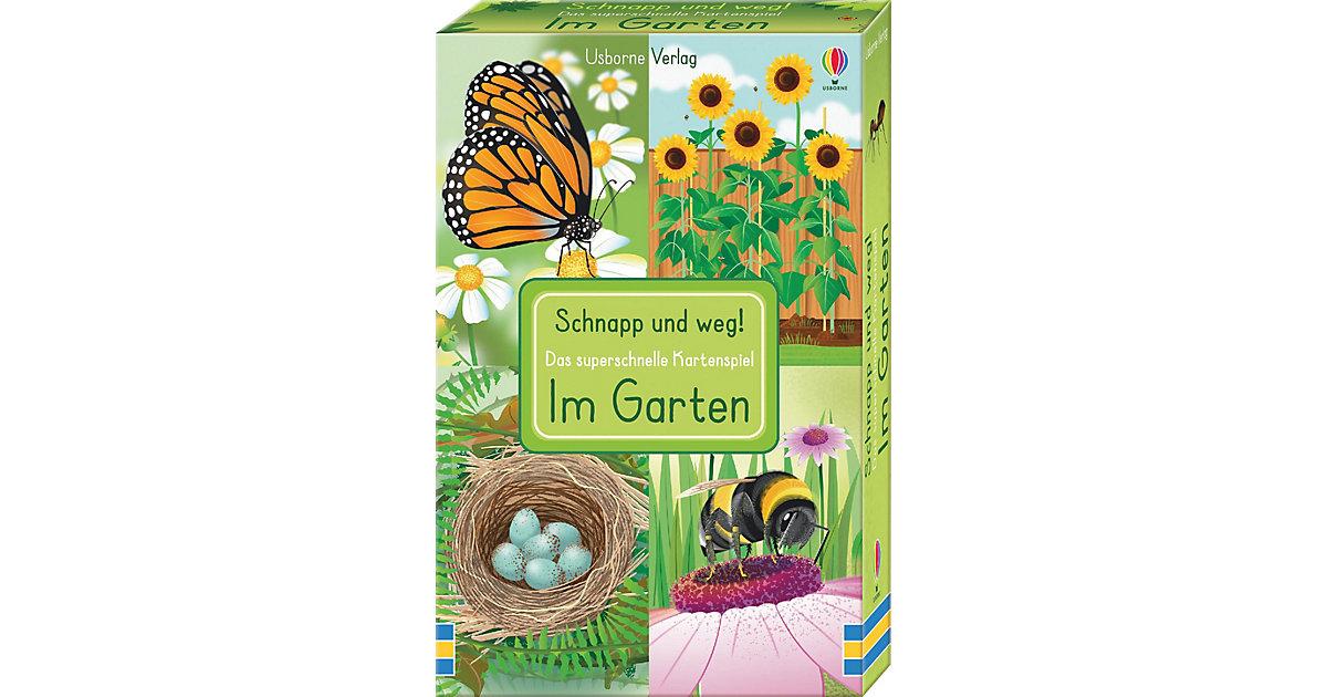 Schnapp und weg! - Das superschnelle Kartenspiel: Im Garten