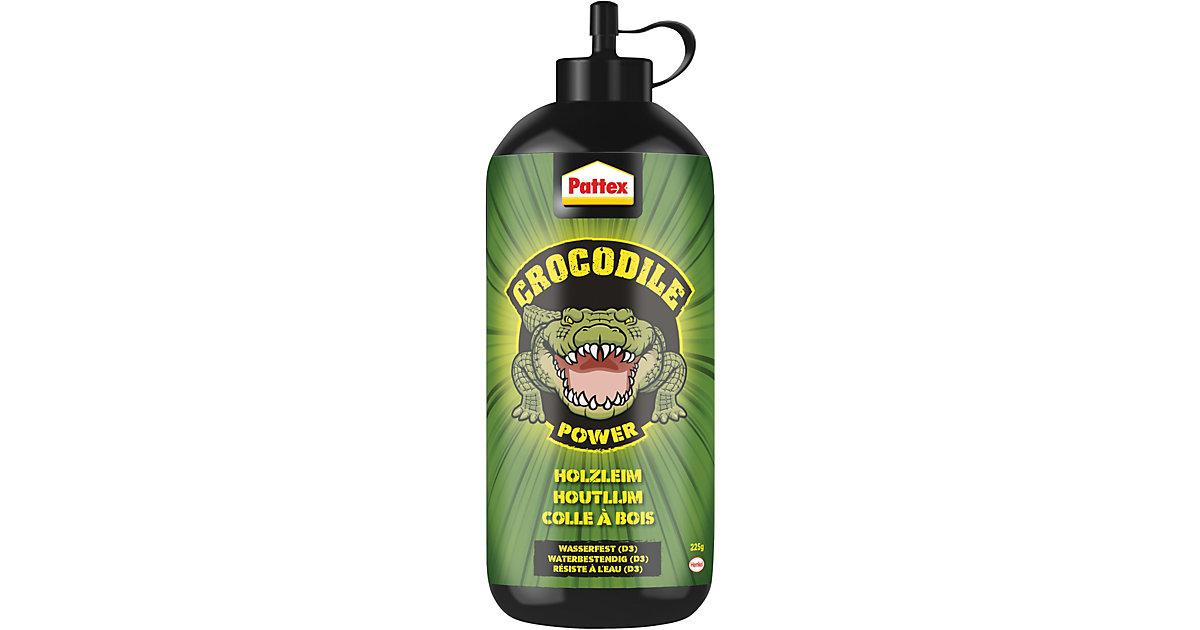 Pattex Crocodile Power-Holzleim, 225 ml