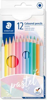 Staedtler Buntstift ergosoft dreieckig versch Etui Größen zur Auswahl