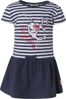 Salt and Pepper T-Shirt  Mädchen Marine-Look Kleinkind Neu  74 80 86 92  Neu