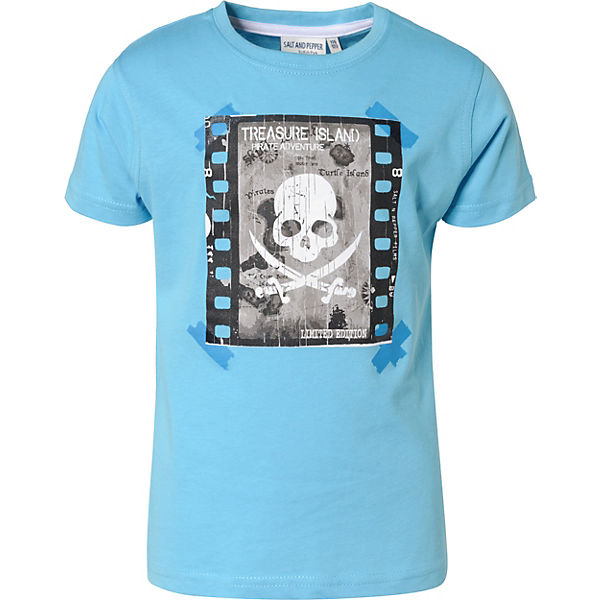 T-Shirt ''glow in the dark'' für Jungen, Pirat