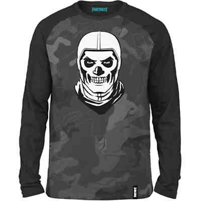 Sweatshirt Skull Trooper gray 164cm