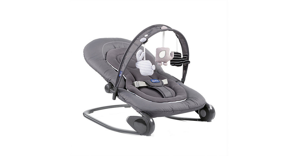 Babywippe Hoopla, carbon