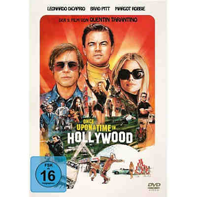 DVD Once upon a time in... Hollywood
