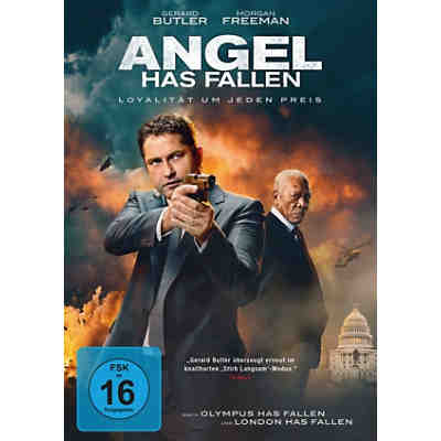 DVD Angel Has Fallen