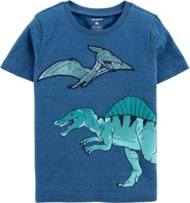 92 98 104 110 116 122 128 Neu Blue Seven Jungen Shirt Langarm Dino Saurier Gr