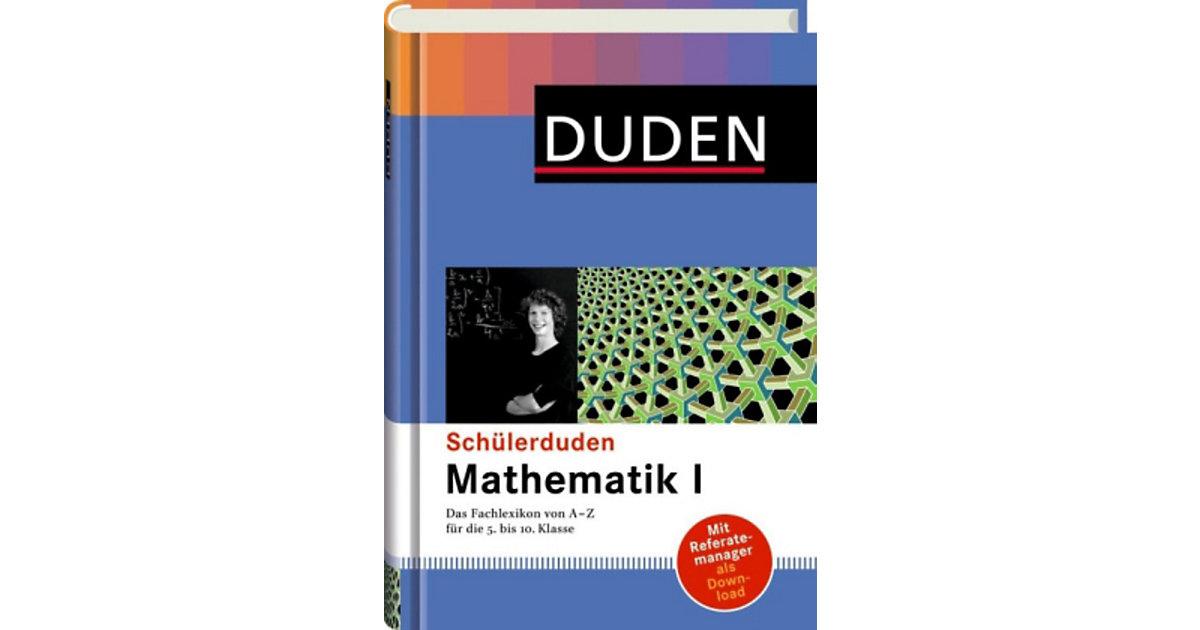 Schülerduden: Die Mathematik