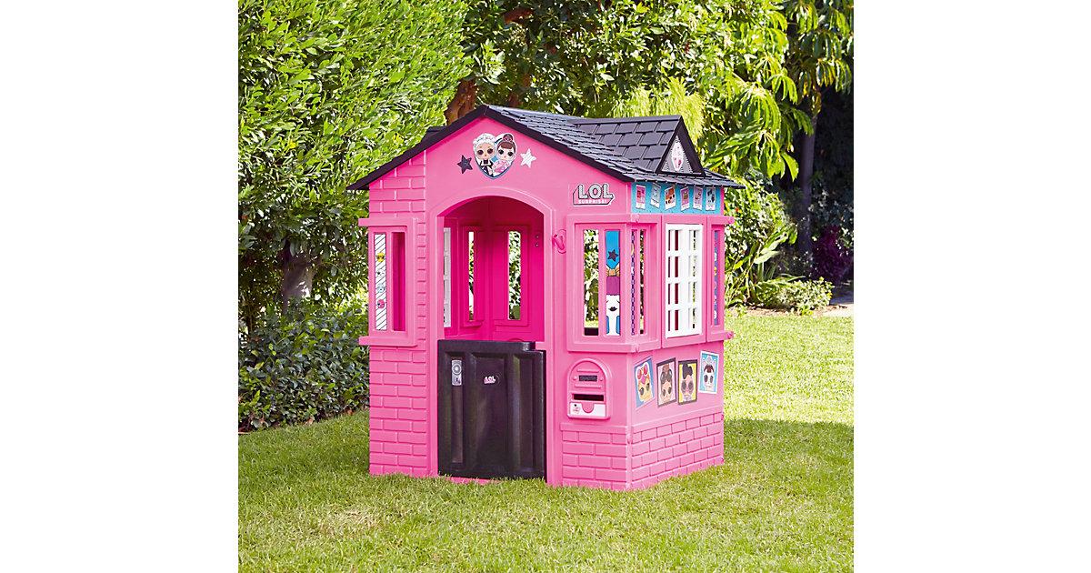 L.O.L. Surprise: Cottage Spielhaus mit Glitzer