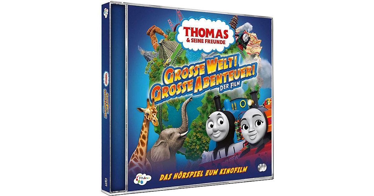 CD Thomas & Seine Freunde - Hörspiel zum Kinofilm Hörbuch