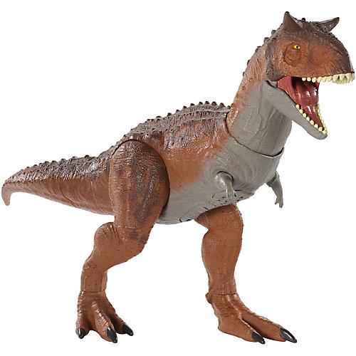 Фигурка динозавра Jurrasic World Большой Карнотавр от Mattel