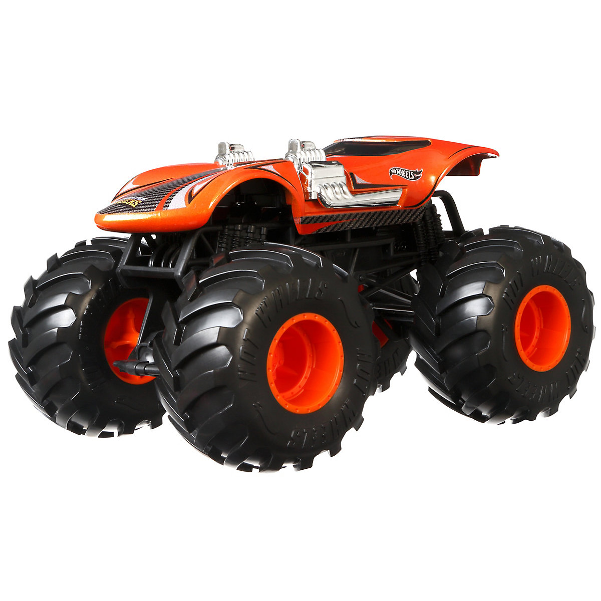 Hot Wheels Monster Trucks 1:24 Die-Cast Twin Mill Hot Wheels Hs2Ra
