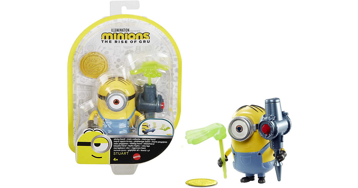 Minions Mischief Makers Kevin   Sticky Hand