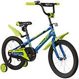 """Двухколёсный велосипед Novatrack Extreme 18"""""""