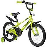 Двухколёсный велосипед Novatrack Extreme, 18 дюймов