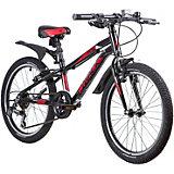 """Двухколёсный велосипед Novatrack Prime 20"""""""