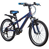 Двухколёсный велосипед Novatrack Lumen, 20 дюймов