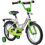 """Двухколёсный велосипед Novatrack Vector 16"""""""