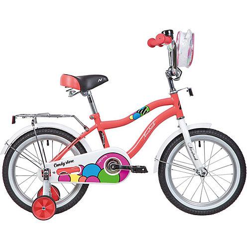 """Двухколёсный велосипед Novatrack Candy 16"""" от Novatrack"""