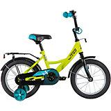 """Двухколёсный велосипед Novatrack Vector 14"""""""