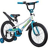 """Двухколёсный велосипед Novatrack Valiant 18"""""""