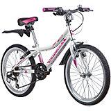 """Двухколёсный велосипед Novatrack Alice 20"""""""