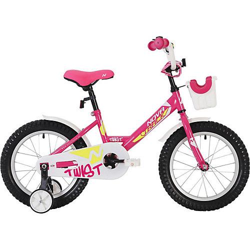 """Двухколёсный велосипед Novatrack Twist 18"""" от Novatrack"""
