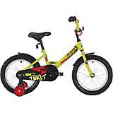 """Двухколёсный велосипед Novatrack Twist 18"""""""