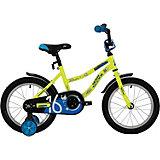 """Двухколёсный велосипед Novatrack Neptune 14"""""""