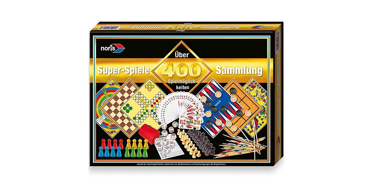 Spielesammlung mit 400 Spielmöglichkeiten