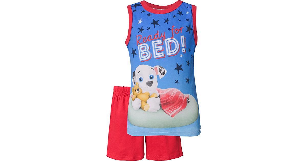 Paw Patrol Schlafanzug  rot Gr. 98 Jungen Kleinkinder