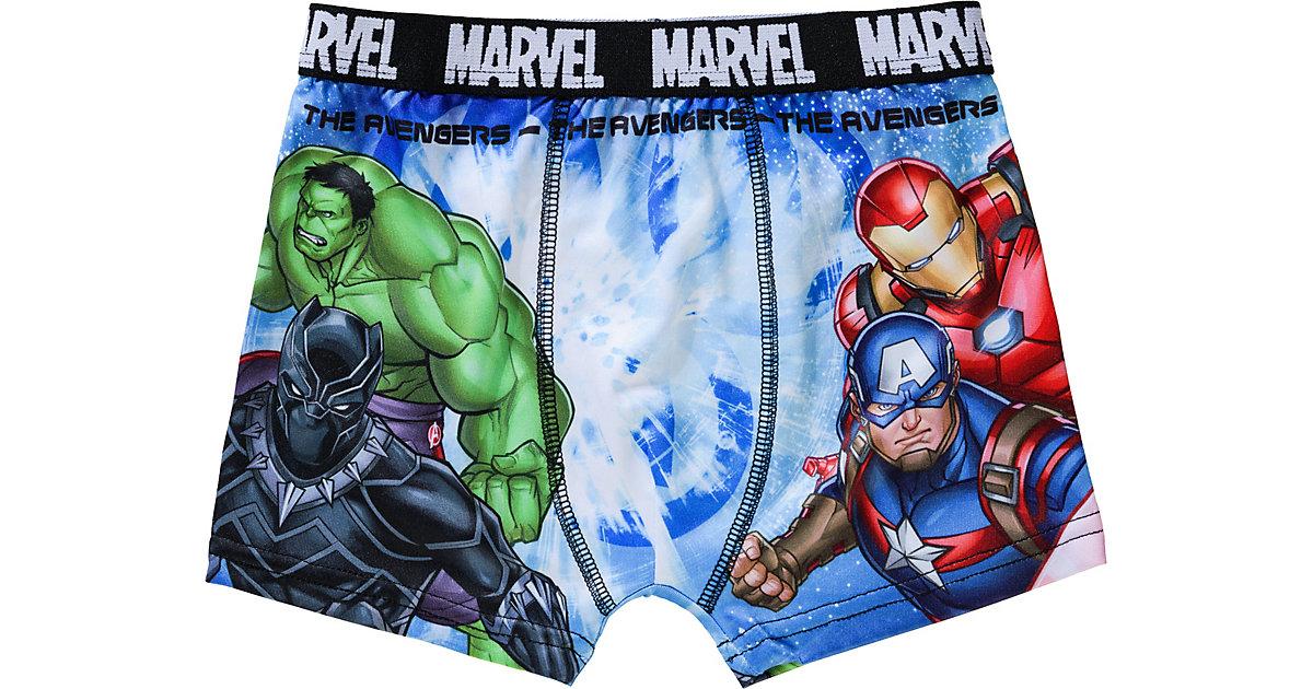 Marvel Avengers Boxershorts  rot Gr. 92 Jungen Kleinkinder