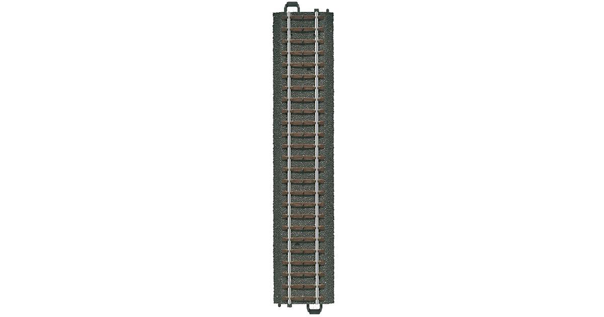 Märklin START UP - 20188  H0 C Gleis gerade   (188,3mm,  Inhalt 4 Stück)