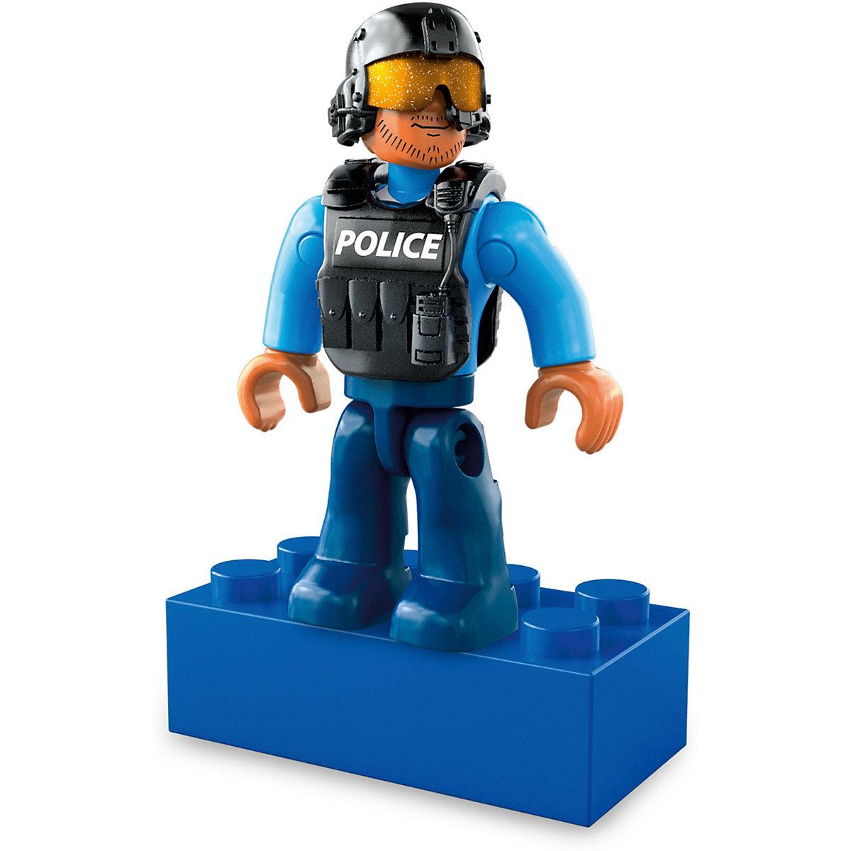 Mega Construx Polizeihubschrauber (252 Teile) MEGA CONSTRUX Y3GIG