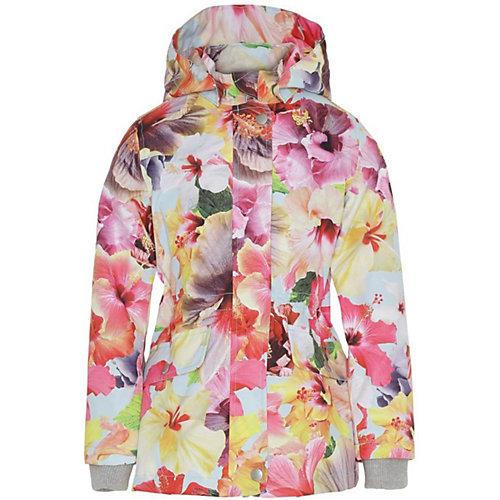 Демисезонная куртка Molo - разноцветный от Molo