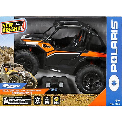 Радиоуправляемая машинка New Bright Polaris ATV 1:14 от New Bright